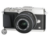 Olympus PEN E-P5 + 14-42mm - Systeemcamera - Zilver