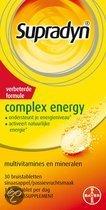 Supradyn Complex Energy - 30 Bruistabletten  - Multivitamine