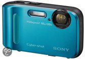 Sony Cybershot DSC-TF1 Waterproof - Blauw