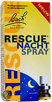 Bach Rescue Spray Nacht