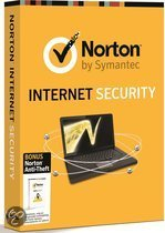 Symantec Norton Internet Security 2013 + Norton AntiTheft 1.0 - 3 Gebruikers / Nederlands