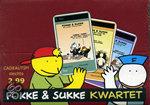 Fokke & Sukke Kwartet (VPE 12 stuks) in displaydoosje