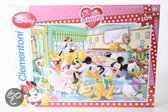 Disney Disney puzzel minnie 104st