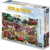 King International Puzzel - Nostalgia