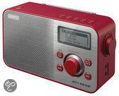 Sony XDR-S60 - DAB+ radio - Rood