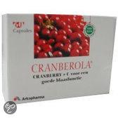 Cranberola Cranberry + C - 60 Capsules