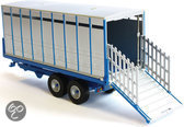 Twin Axle Trailed Livestock Transporter