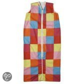 Jollein - Slaapzak winter 110cm Colourful check