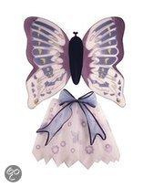 Vlinder set voor kinderen  Geel