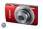 Canon IXUS 150 Essentials kit - Rood