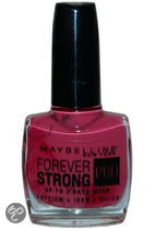 Maybelline Nagellak Forever Strong   - 202 Really Rosy