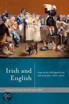 Irish and English