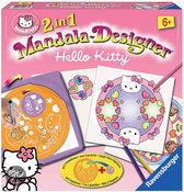 2-in-1 Mandala Designer - Hello Kitty