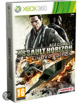 Foto van Ace Combat: Assault Horizon - Limited Edition