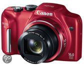 Canon PowerShot SX170 - Rood