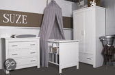 Bebies First Suze - Complete Babykamer - Wit