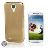 Gouden hardcase hoesje Samsung Galaxy S4