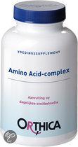 Orthica Amino Acid Complex Tabletten - 120 Tabletten - Voedingssuplement