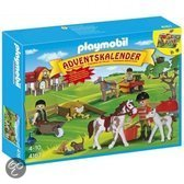 Playmobil Adventskalender - Paardenranch Met Extra Verrassingen - 4167
