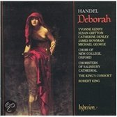 Handel: Deborah / King, Kenny, Gritton, Denley, Bowman, etc