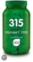 AOV Voedingssupplementen AOV 315 Vitamine C 1000 mg & bioflavonoiden 60tab