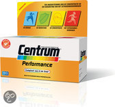 Centrum Performance - 50 Tabletten - Multivitamine