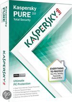 Kaspersky Pure 2.0 Total Security - 3 PC's / Benelux