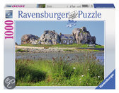 Ravensburger Huis in Bretagne - Puzzel