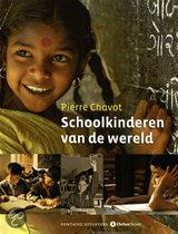 Schoolkinderen van de wereld