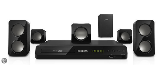 Philips HTB3560 - 5.1 Home cinema set