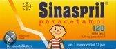 Sinaspril Paracetamol 120 mg - 10 Tabletten - Pijnstillers