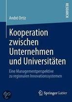 Kooperation Zwischen Unternehmen Und Universitaten