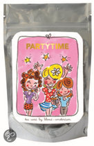 Blond Amsterdam Tea card 'Partytime' (groene thee citroen)