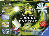 Science X - Groene energie hobbydoos