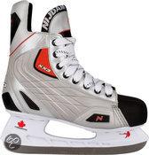 Nijdam IJshockeyschaatsen Polyester - Deluxe - Maat 42