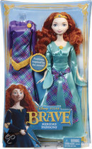 Disney Brave Merida's Fashion