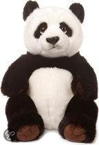 WWF Panda, zittend. 32 cm