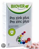 Biotics Pro Zink Biover - 45 Tabletten