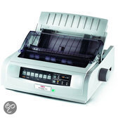 Oki ML5520eco Printer - Wit