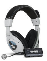 Turtle Beach Ear Force PX22 Shadow Call Of Duty: Ghosts Wired Stereo Gaming Headset - Zwart (PS3 + PS4 + Xbox 360 + Xbox One + PC + Mac + Mobile)