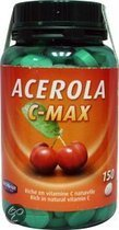 Orthonat Voedingssupplementen Orthonat Acerola max 150tab