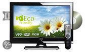 Akai ALED22052 - Led-tv/dvd-combo - 22  inch - Full HD - Zwart