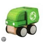 PlanToys Mini Vuilnisauto