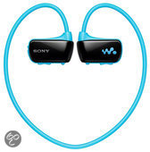 Sony NWZ-W 273 L - MP3 Walkman 4GB - Blauw