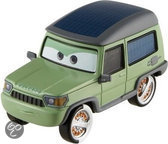 Disney Character cars 2: miles axelrod