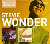 Stevie Wonder - Talking Book / Innvervision (2CD)