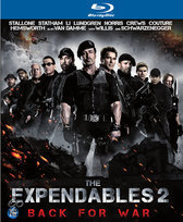 The Expendables 2 (Blu-ray+Dvd)