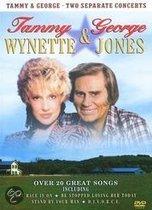 Tammy Wynette & George Jones