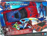 Spider-Man Voertuigen Battle
