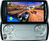 Sony Ericsson Xperia Play (R800i) - Zwart